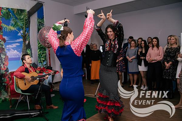 Заказать танец фламенко на праздник, юбилей, свадьбу Москва