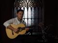 Испанский гитарист на праздник Москва