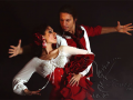 Заказать испанское шоу фламенко на праздник в Москве