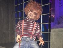 Заказать карлика в образе кукла Чаки Москва