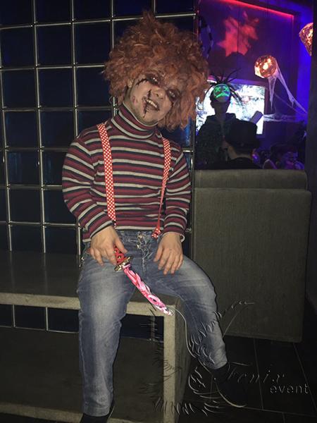 Заказать карлика на Хэллоуин Москва