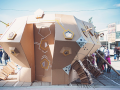 Заказать картонный тимбилдинг недорого в Москве