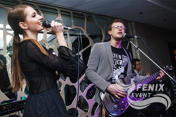 Кавер группа на праздник Москва