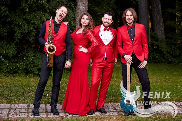 Заказать кавер группу на свадьбу в Москве