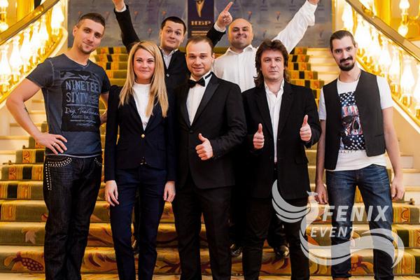 Лучшая кавер группа в Москве