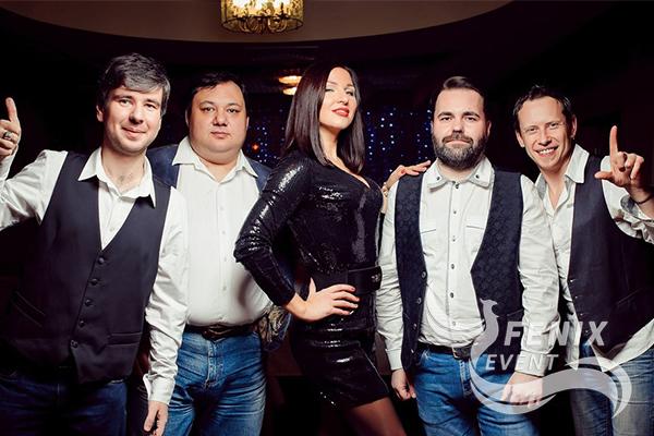 Лучшая кавер группа на праздник Москва