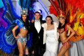 Бразильское шоу на свадьбу в Москве
