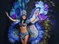Бразильское шоу в Москве на праздник