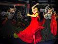 Коллектив испанского танца на праздник в Москве
