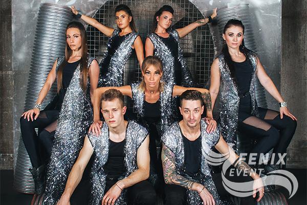 Коллектив современного танца на праздник, свадьбу, юбилей Москва