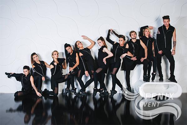 Лучшие танцоры на мероприятие Москва
