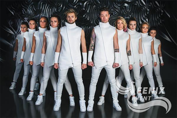Профессиональные танцоры на свадьбу, день рождения, корпоратив Москва