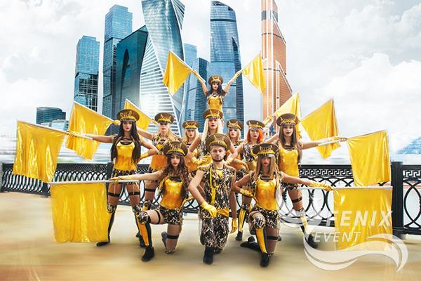 Профессиональные танцоры на свадьбу Москва