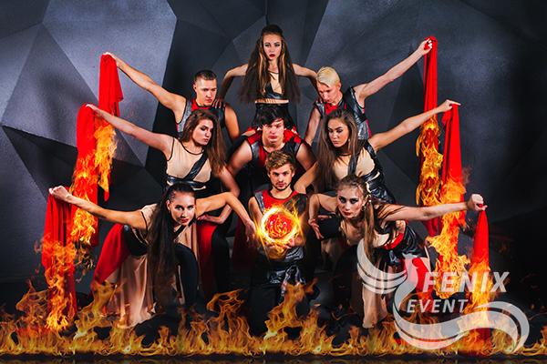 Заказать танцоров недорого на праздник Москва