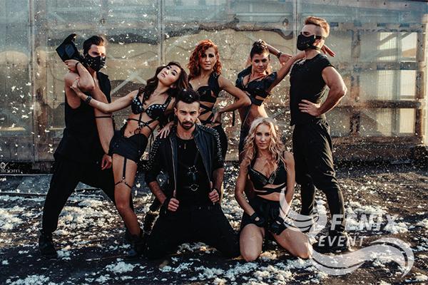 Танцевальный коллектив на праздник, свадьбу Москва