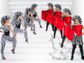Заказать недорого коллектив современного танца № 1 в Москве