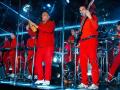 Кубинская шоу группа в Москве