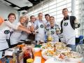 Кулинарный тимбилдинг в Москве