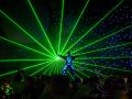 Лазерное шоу на мероприятие Москва