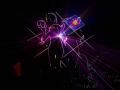 Лазерное шоу на новый год Москва