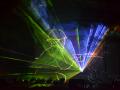 Лазерное шоу по индивидуальному сценарию Москва