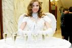 Леди-фуршет на встречу гостей Москва. Церемония награждения почётных граждан стран Таможенного союза 13 декабря 2015.