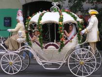 Карета на свадьбу Москва
