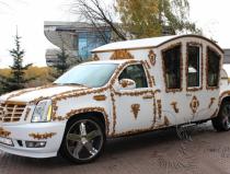 Лимузин-карета на свадьбу в Москве