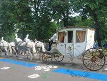Свадебная карета Москва