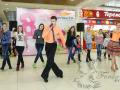 Флешмоб мастер класс Москва
