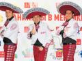 Мексиканский ансамбль в Москве
