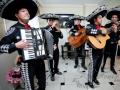 Мексиканские музыканты на праздник Москва