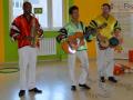 Бразильские музыканты на праздник Москва