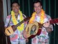 Гавайские песни на праздник Москва