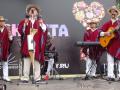 Национальный индейский музыкальный коллектив Москва