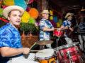 Кубинская музыкальная группа Москва