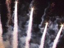 Заказать огненное шоу на выпускной в Москве