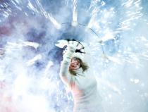 Огненное шоу в Москве на праздник