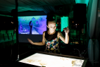 Лучшее песочное шоу заказать на День Рождения в Москве