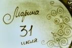 Песочное шоу на юилей в Москве
