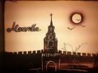 Песочная анимация в Москве на форуме Здравница