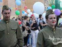 Государственный академический хор на 9 мая Москва.