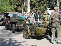 Москва 9 мая 2016. Празднование 71-й годовщины Победы в Великой отечественной войне.