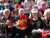Празднование 71-й годовщины Победы в Великой отечественной войне. Москва.