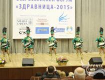 Ансамбль барабанщиц на мероприятие Москва