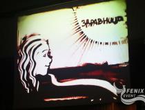 Заказать песочное шоу на праздник, корпоратив Москва - недорого