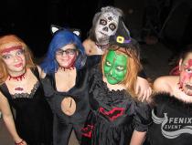 Хэллоуин вечеринка мертвая невеста