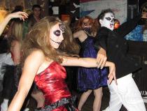 Хэллоуин вечеринка в клубе