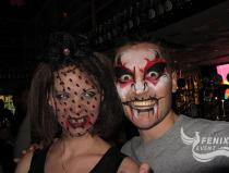 Тематическая вечеринка хэллоуин Москва