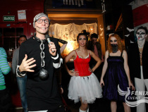 Вечеринка в стиле хэллоуин заказать Москва